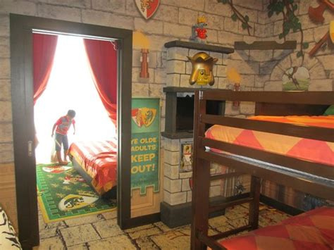 theme park beds bunk bed in the kingdom theme picture of legoland