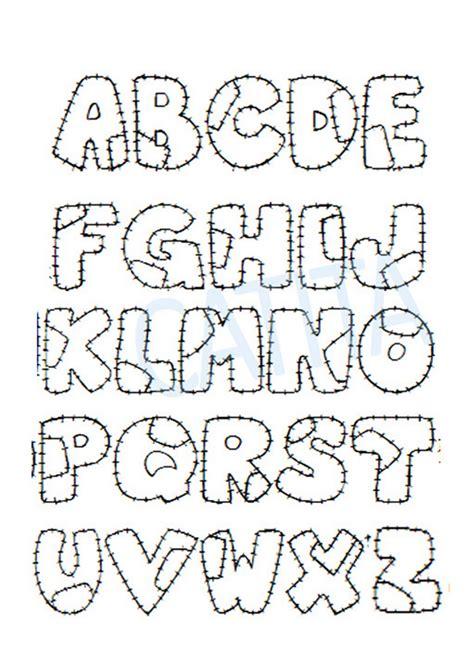 imagenes de pacchwork para imprimir abecedario patchwork para imprimir imagui