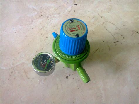 Regulator Nis Ni 0510 S subur makmur barokah regulator lpg nis 0510 s regulator