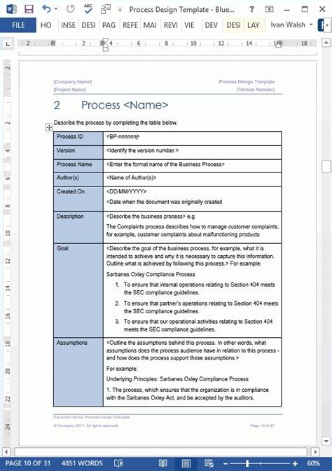 html document template process document template icebergcoworking