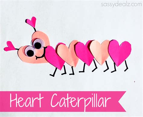 valentines day kid crafts make s day more colorful with these craft ideas