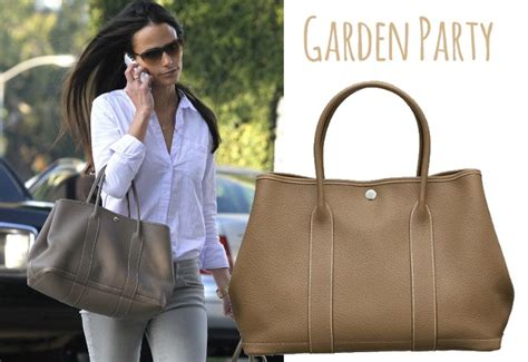 the hermes garden party bag fires up the bag lust my