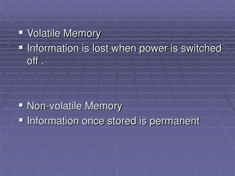 ram is a permanent storage location ppt introducing computer system powerpoint presentation