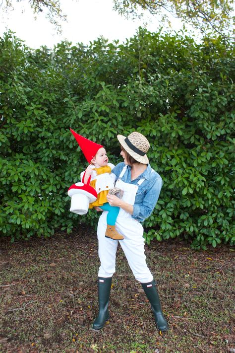 Gardener Costume by Diy Garden Gnome Costume
