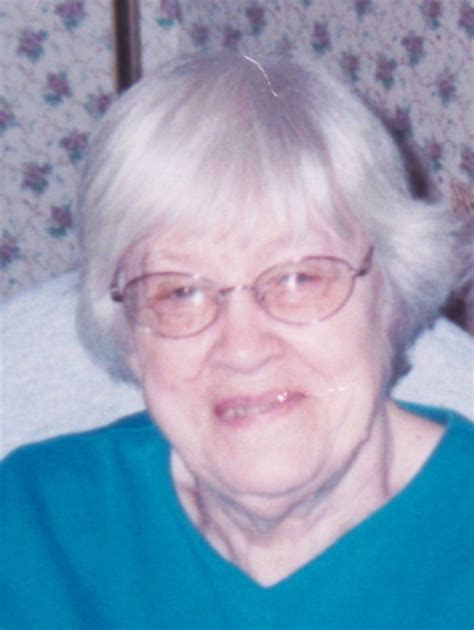 obituary for gladys w hoffer