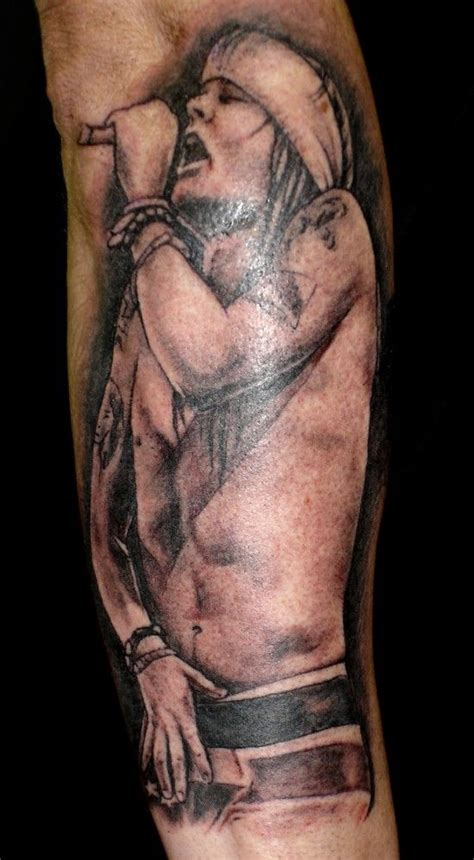 axel rose tattoo 78 best gn r images on guns and roses guns n