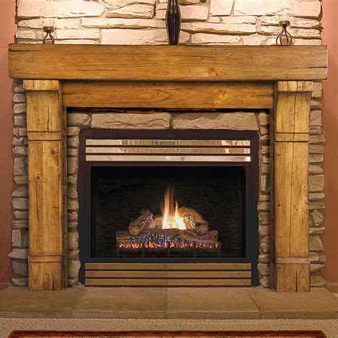 tahoe wood mantel mantelsdirect