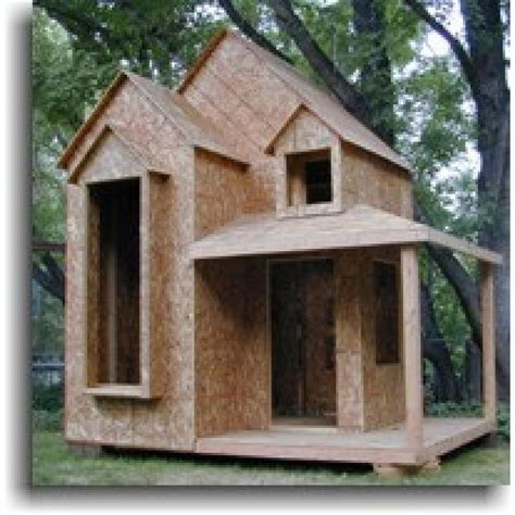 play house design how to build yourself wooden playhouse kits loccie