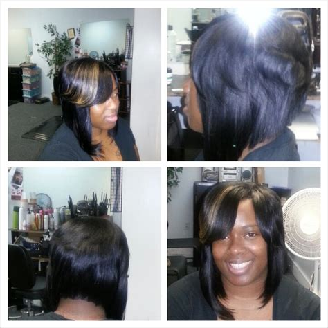 layer weave hair styles weave 32 best images about quick weave bob on pinterest