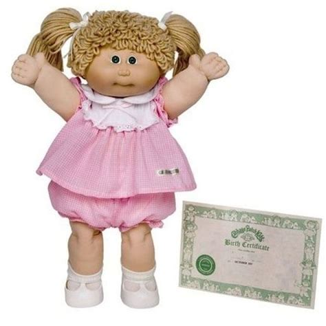 53 things only 80s girls can understand buzzfeed cabbage patch kids names on pinterest cabbage patch kids