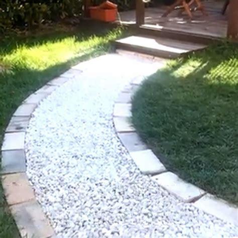 come fare un giardino fai da te idee giardino fai da te come fare un percorso nel