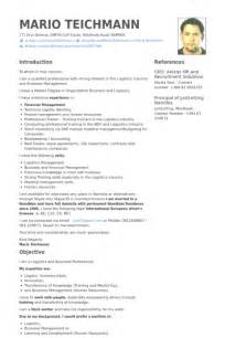 Fiscal Manager Sle Resume by Financial Manager Resume Sles Visualcv Resume Sles Database
