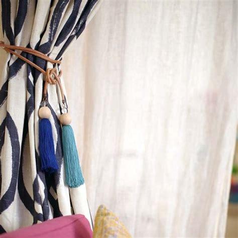 how to make tassels for curtains diy tassel curtain tie backs design sponge