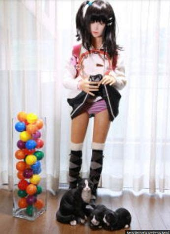 anatomically correct anime dolls self confessed paedophile claims child dolls stop