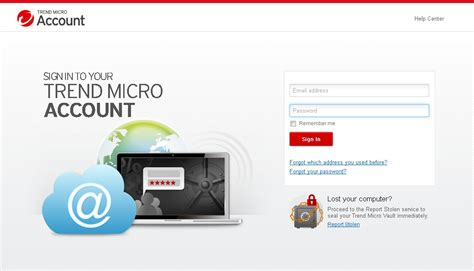 Accountants Office Login by Home And Home Office Support Trend Micro