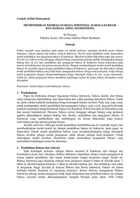 contoh artikel ilmiah populer contoh 36