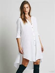 Downi Tunik 9 best fashion white tunic tops for in india