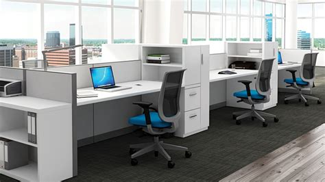 Office Desking Systems Systems Furniture Cubicles Oec