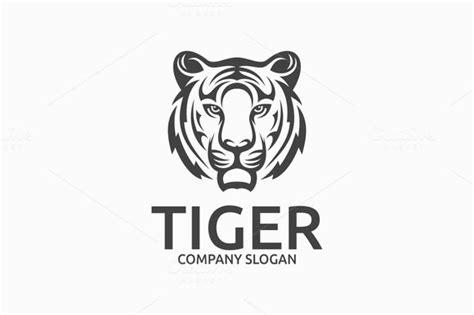tiger pattern font tiger logo tigers logos and fonts