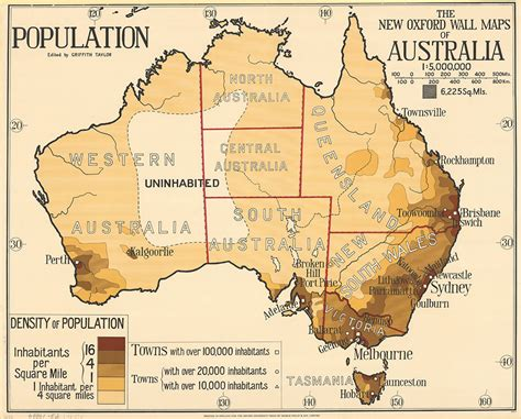australia population map but where is the green sheep maps put the in