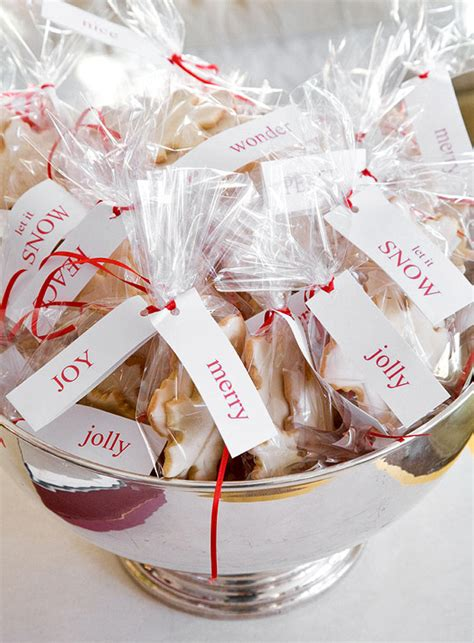 easy christmas party favors decorating for our empty nest