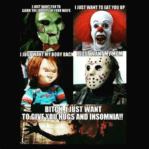 chucky movie joke scary faces funny pictures quotes memes funny images
