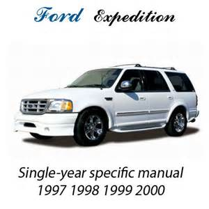 ford expedition 1997 1998 1999 2000 workshop repair manual
