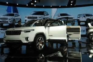 Future Jeeps Car Pro U S Jeeps Could See Design Cues From Yuntu Concept