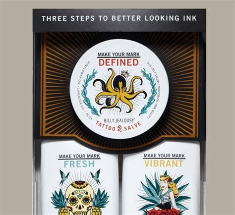 billy jealousy tattoo care kit review tattoo ideas for men best masculine design collection