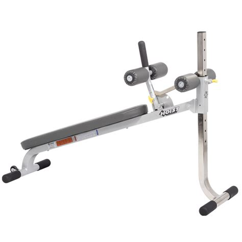 Hoist Fitness Hf 4261 Folding Adjustable Ab Bench