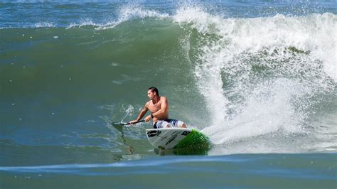 canoes surf break sup wave pro treino de ce 227 o em guaruj 225 sp youtube