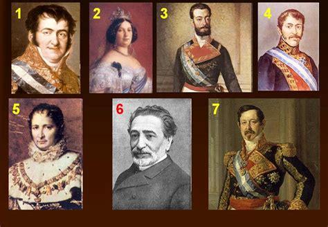 imagenes personajes historicos de venezuela personajes de la historia de espa 209 a del s xix historia