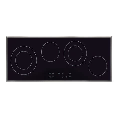 Euromaid Cooktop euromaid cc9ge1 electric cooktop home clearance
