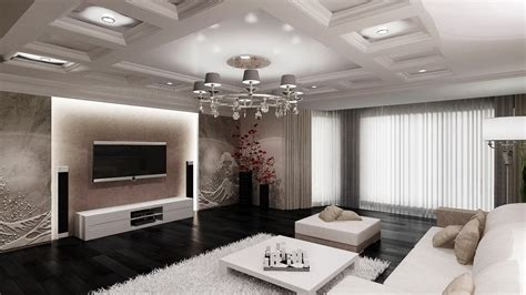 Living Room Wall Ideas by Living Room Design