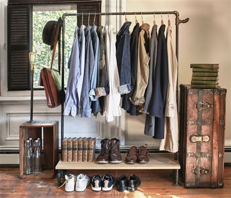 How To Cook Small Rack Of by 13 Ways To Make Your Room Without A Closet Work