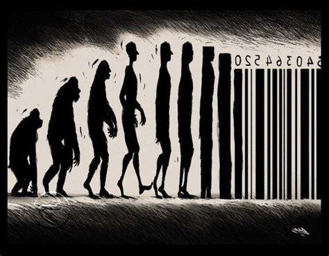 barcode tattoo analysis consumerism and the world