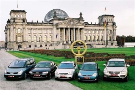 Auto Bild Goldenes Lenkrad by Goldenes Lenkrad 2002 Bilder Autobild De