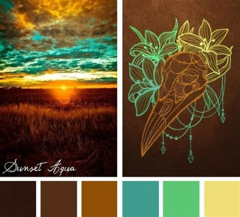 color inspiration find unexpected color combinations in nature with this