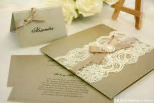Handmade Wedding Stationary - 5 days of vintage garden wedding invitations