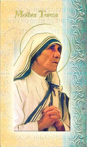 biography of mother biography of mother teresa catholic shopping com