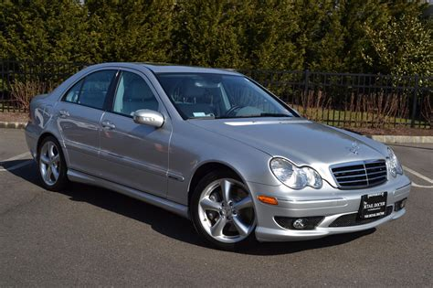2006 mercedes c230 sport pre owned