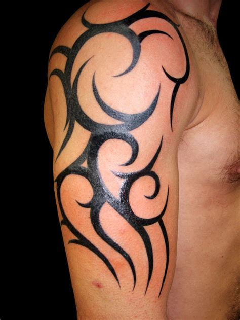 tribal armband tattoos for guys outstanding tribal arm designs for 2011 yusrablog
