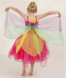 Butterfly costume party dress