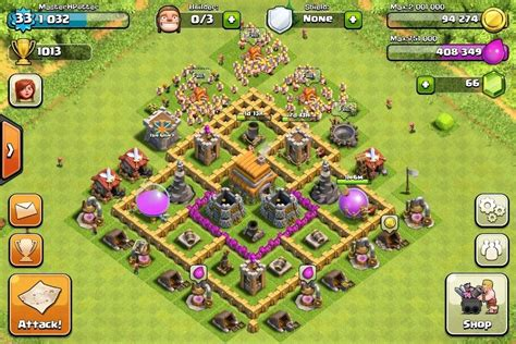 layout for th6 clash of clans best defense layout th6 car interior design