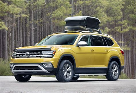 volkswagen atlas 2017 2018 volkswagen atlas weekend edition
