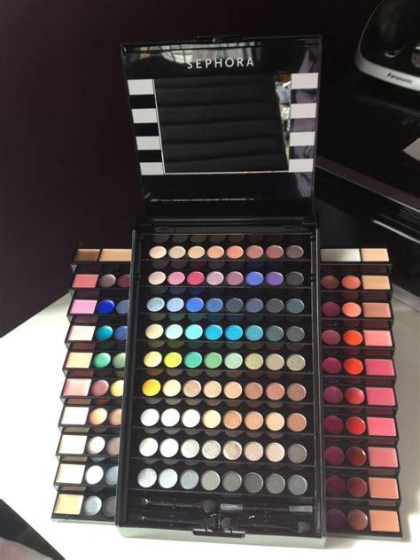 Makeup Kit Sephora sephora studio blockbuster palette makeup kit 2016