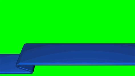 blue ribbon banner aa vfx youtube