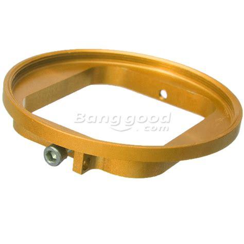 Lens Att 58mm k 246 p 58mm alloy aluminium uv filter lens adapter f 246 r gopro 3 bazaargadgets