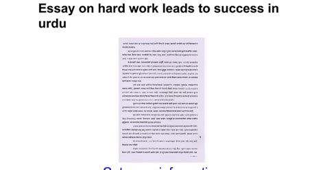 Work Is The Key To Success Essay by Essay Work Why Work Pays Essay Writer Mistakes In Essay Band Leader Essay