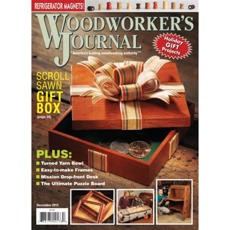 woodworkers journal woodworkers journal magazine subscription magazinenook